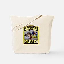 Paducah PD Canine Tote Bag