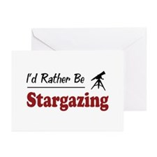 Rather Be Stargazing Greeting Cards (Pk of 20)