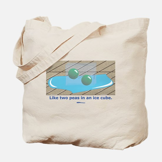 in an Ice Cube Tote Bag
