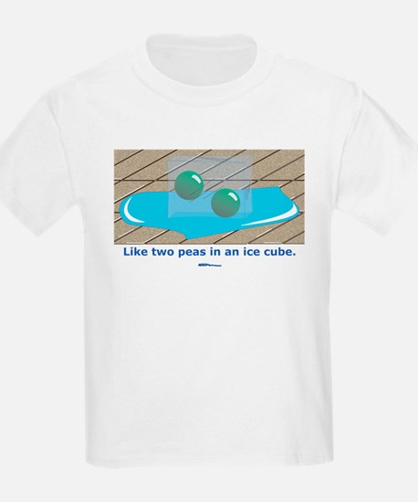 in an Ice Cube T-Shirt