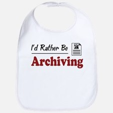 Rather Be Archiving Bib