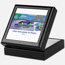 in Paris Keepsake Box