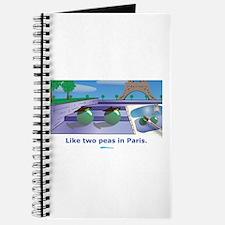 in Paris Journal