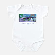 in Paris Infant Bodysuit