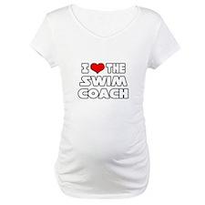 """I Love The Swim Coach"" Shirt"