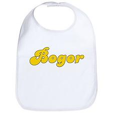 Retro Bogor (Gold) Bib
