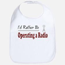Rather Be Operating a Radio Bib