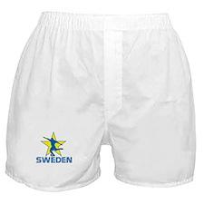 SWEDISH EURO STARS Boxer Shorts