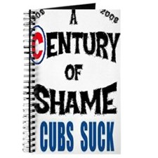 Cute Cubs suck Journal