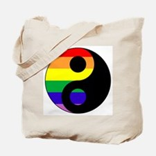 GLBT Yin Yang Tote Bag