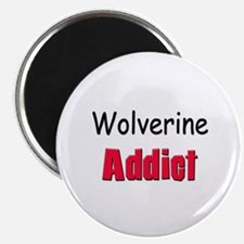 "Wolverine Addict 2.25"" Magnet (10 pack)"