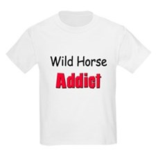 Wild Horse Addict T-Shirt