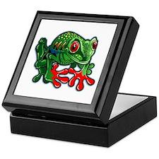 LG TREEFROG Keepsake Box