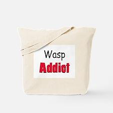 Wasp Addict Tote Bag