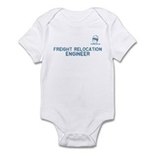 Freight Relocation Engineer Infant Bodysuit