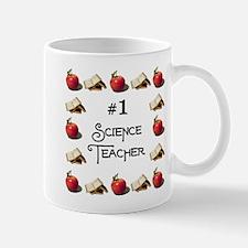 #1 Science Teacher Mug