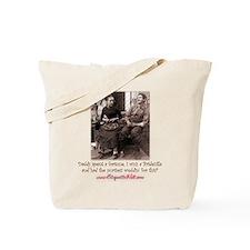 Etiquette Tote Bag