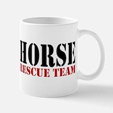 Horse Rescue Team Mug