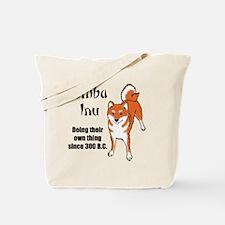 Shiba 300 B.C. Tote Bag