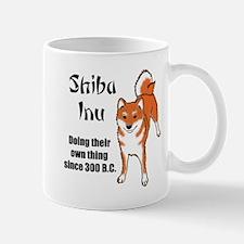 Shiba 300 B.C. Mug