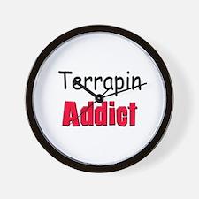 Terrapin Addict Wall Clock