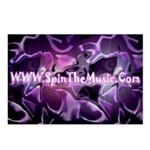 SpinTheMusic.Com Postcards (Package of 8)