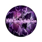 "SpinTheMusic.Com 3.5"" Button (100 pack)"