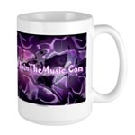 SpinTheMusic.Com Large Mug