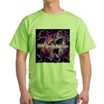 SpinTheMusic.Com Green T-Shirt