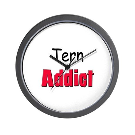 Tern Addict Wall Clock