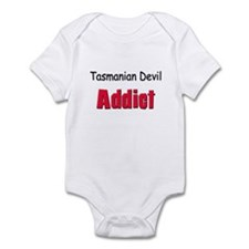 Tasmanian Devil Addict Infant Bodysuit