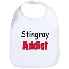 Stingray Addict Bib