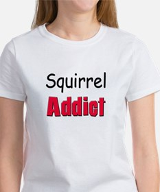 Squirrel Addict Tee