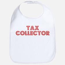 Retro Tax Collector (Red) Bib
