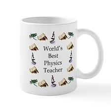 World's Best Physics Teacher Mug