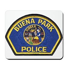 Buena Park PD Mousepad