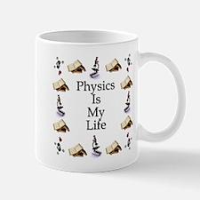 Physics is my Life Mug