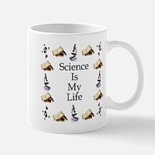 Science is my Life Mug