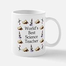 World's Best Science Teacher Mug