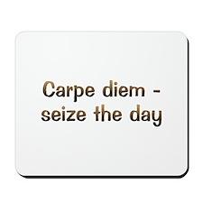 CW Carpe Diem Mousepad