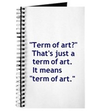 Term of Art 3 Journal