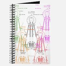 Edison light bulb Journal
