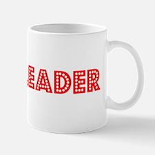 Retro Team Leader (Red) Small Small Mug