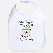Grandpa's House Bib