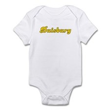 Retro Duisburg (Gold) Infant Bodysuit