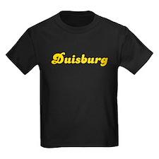 Retro Duisburg (Gold) T