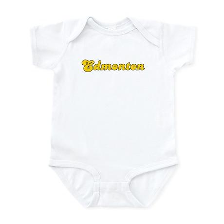 Retro Edmonton (Gold) Infant Bodysuit