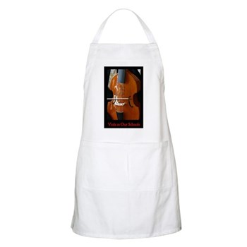 Viols in Our Schools BBQ Apron