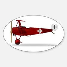DR1 - Richthofen Oval Decal