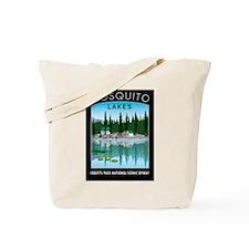 Mosquito Lakes - Tote Bag